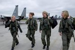 Không quân Mỹ cho phép tuyển nữ cho vị trí tác chiến đặc biệt