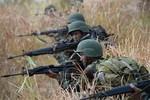 Mỹ-Philippines tập trận chung nhiều binh chủng, đã thành đối tác chặt chẽ