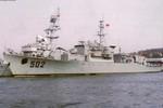 Trung Quốc biên chế thêm tàu hộ vệ, lấy số hiệu tàu từng xâm lược Trường Sa
