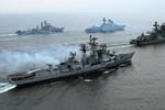 """Nga tuyên bố sẽ tập trận với các """"đồng minh"""" ở Biển Đông vào năm 2016"""