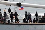 Philippines kiên trì kiện Trung Quốc, sẽ tiếp tục tập trận với Nhật Bản