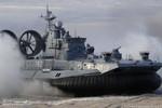 Nga-Trung đàm phán ký kết lại hợp đồng tàu đệm khí Zubr