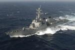 Tàu tuần dương Type 055 Trung Quốc sẽ có 128 ống phóng thẳng đứng