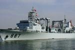 Trung Quốc tăng tốc chế tạo tàu tiếp tế, biết tiếp tế có độ khó hơn