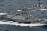 Trung Quốc sẽ triển khai tàu khu trục Trường Sa ở Biển Đông