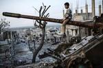 Chiến tranh Syria gây ra khủng hoảng nước, vài trăm nghìn trẻ em đói khát