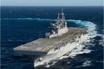 Mỹ chế tạo tàu đổ bộ lớn nhất trong lịch sử để chở máy bay chiến đấu F-35