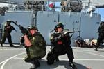 Trung Quốc mời Hải quân Nga tập trận ở Biển Đông