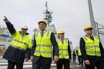 Australia công bố kế hoạch đóng tàu chiến 89 tỷ đô la Úc