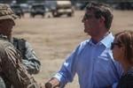 Bộ trưởng Quốc phòng Mỹ nói sẽ tiếp tục bay và hoạt động ở Biển Đông