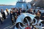 Tàu chiến Trung Quốc thăm Bắc Âu để phô trương sức mạnh và nhòm ngó Bắc Cực