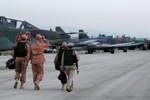Nga thử nghiệm nhiều loại vũ khí mới trong chiến dịch không kích Syria