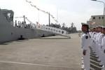 Hải quân Trung Quốc bố trí thêm tàu đổ bộ cỡ lớn mới ở biển Hoa Đông