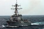 """""""Mỹ tuần tra Biển Đông để gây nhiễu Hội nghị Trung ương 5 Trung Quốc"""""""
