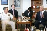 Nhật Bản sẽ tiếp tục giúp các nước ven Biển Đông xây dựng năng lực quốc phòng