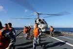 Hải quân Trung Quốc vừa tập trận quy mô lớn ở Biển Đông với mục đích gì?