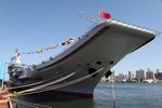 Thời báo Hoàn Cầu: Tên lửa là khắc tinh của tàu sân bay Trung Quốc