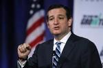 Ted Cruz: Tàu sân bay Mỹ không được đến Hồng Kông thì đến Đài Loan