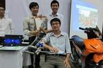Sinh viên ĐH Bách Khoa chế tạo thành công thiết bị y tế