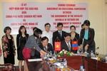 Việt Nam và Mông Cổ ký kết hợp tác quan trọng trong giáo dục