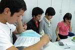 Chính thức điều chỉnh lệ phí dự thi ĐH, CĐ năm 2013