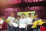 Kịch tính chung kết cuộc thi Comparative Law Contest 2013