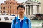 HCV Tin học Châu Á 'không dám tin mình đoạt giải'