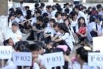 Hà Nội: Nhắc nhở thí sinh lưu ý không mang điện thoại đến khu vực thi