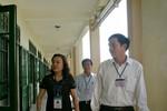 Tuyển sinh 2013: Thanh tra Bộ sẽ kiểm tra và không báo trước