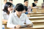 Sáng nay (9/7), hơn 600.000 thí sinh dự thi đại học đợt hai