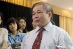 Thứ trưởng Bùi Văn Ga: Từ năm 2013 sẽ áp dụng phương án điểm sàn mới