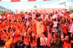 41 sinh viên quốc tế lấy bằng ĐH FPT