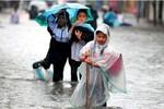 Hà Nội cho học sinh nghỉ học để tránh bão Haiyan