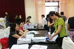 Nguyên nhân hồ sơ đăng ký dự thi giảm mạnh