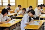 Hà Nội cảnh cáo 2 giám thị coi thi sau kỳ thi tốt nghiệp