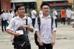 """Thi vào lớp 10 Hà Nội: Nhiều thí sinh """"mắc lừa"""" câu hình học"""