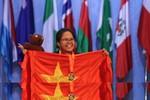 Clip đặc biệt: Thí sinh Olympic gửi lời chào Việt Nam bằng Tiếng Việt