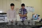 Bốn đối tượng buôn ma túy số lượng lớn bị bắt giữ