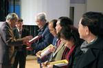 Xúc động buổi gặp gỡ, chia tay các hội viên VIPUA
