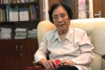 Bà Nguyễn Thị Bình nêu quan điểm về đổi mới giáo dục hiện nay