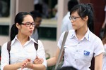 Thí sinh không đăng ký xét tuyển trước khi thi sẽ không được vào đại học