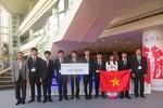 Việt Nam giành 2 Huy chương Vàng Olympic Vật lí Châu Á