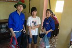 Cụm thi Thái Bình: Sĩ tử và người nhà được chăm sóc đặc biệt