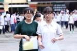 Bộ Giáo dục cấm các cụm thi công bố kết quả thi