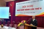 Hiệp hội các trường Đại học, Cao đẳng Việt Nam họp Ban chấp hành phiên thứ II
