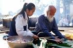 """Thầy Văn Như Cương, học trò trường Lương và """"Những chiếc bánh chưng nhân ái"""""""