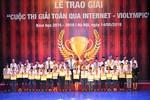 Hơn 2.100 thí sinh được vinh danh về Toán học