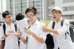 Tra cứu toàn bộ điểm thi Quốc gia 2016 trực tiếp trên Báo Giáo dục Việt Nam