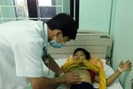 Vụ đồ chơi Trung Quốc phát nổ: 6 học sinh tái nhập viện