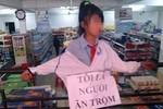 """Nữ sinh bị đeo bảng """"Tôi là người ăn trộm"""": Hãy cho cô bé """"sống""""!"""